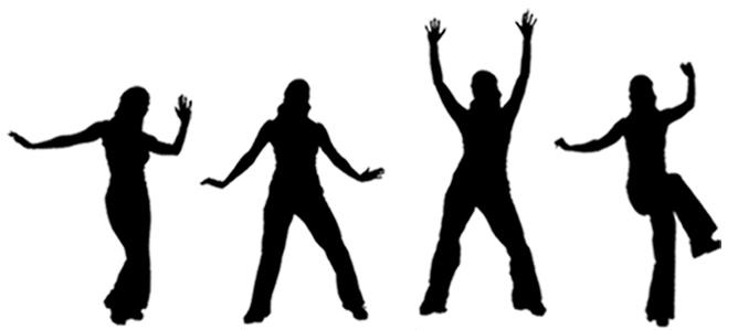 dance exercise clip art - photo #13